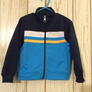 Nike Toddler 2T Multicolored ZIP Up Polyester